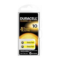 Duracell Activair Pil No:10