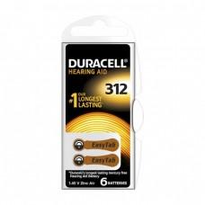 Duracell Pil No:312