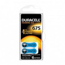 Duracell Pil No:675