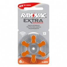 Rayovac Extra Pil No:13
