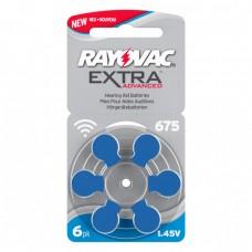 Rayovac Extra Pil No:675