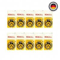 Remcell 10 Numara İşitme Cihazı Pili 6x10 (60 adet)
