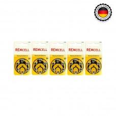 Remcell 10 Numara İşitme Cihazı Pili 6x5 (30 adet)