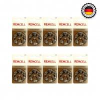 Remcell 312 Numara İşitme Cihazı Pili 6x10 (60 adet)