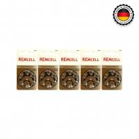 Remcell 312 Numara İşitme Cihazı Pili 6x5 (30 adet)