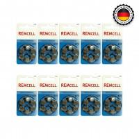 Remcell 675 Numara İşitme Cihazı Pili 6x10 (60 adet)