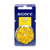 Toptan Sony İşitme Cihazı Pili No: 10