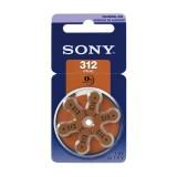 Toptan Sony İşitme Cihazı Pili No: 312